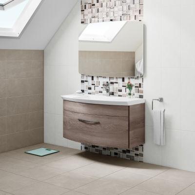 Mobile bagno Cassca L 101 cm: prezzi e offerte online