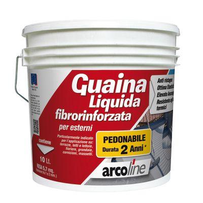 Impermeabilizzante tetti, terrazze, coperture Guaina Liquida ...