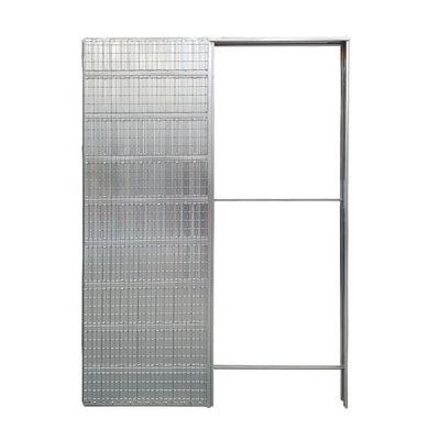 Controtelaio porta scorrevole per intonaco 100 x 210 cm: prezzi e ...
