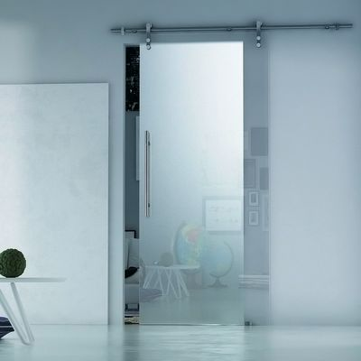 Porta da interno scorrevole Lux Nuetro 86 x H 215 cm sx: prezzi e ...