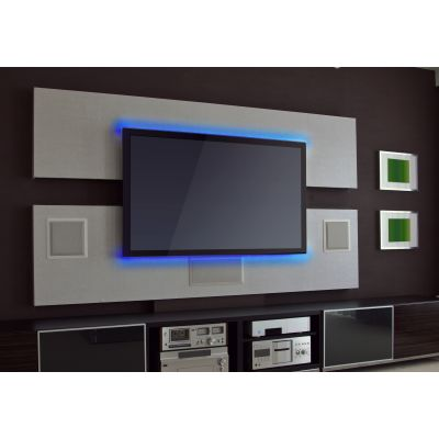 Kit striscia LED non estensibile Inspire per TV luce blu luce fredda ...