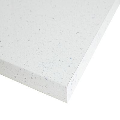 Piano cucina su misura laminato Stradust bianco 4 cm: prezzi e ...