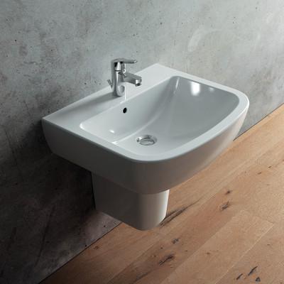 lavabo ceramiche dolomite suite: prezzi e offerte online - Lavabo Bagno Da Incasso Dolomite