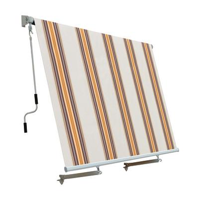 tenda da sole a caduta con bracci beige l 245 cm: prezzi e offerte