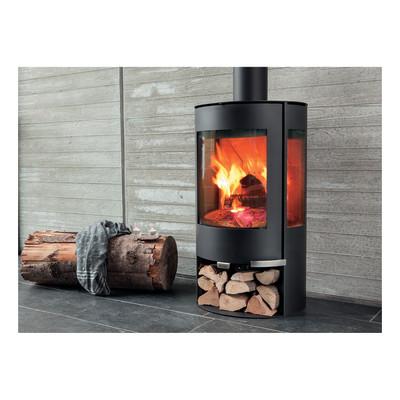 Stufa a legna aduro 9 6 nero prezzi e offerte online - Climatizzatori leroy merlin ...