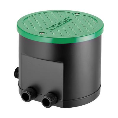 Programmatore integrato a batteria claber hydro 4 prezzi for Geolia irrigazione