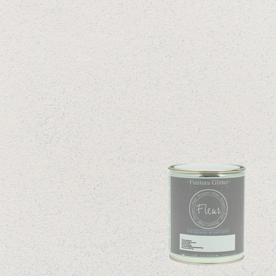 Finitura fleur angel trasparente glitter 750 ml prezzi e for Pittura glitter leroy merlin