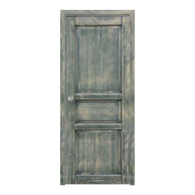 Porta da interno scorrevole old town verde sbiancato 60 x h 210 cm reversibile prezzi e offerte - Offerte porte da interno ...