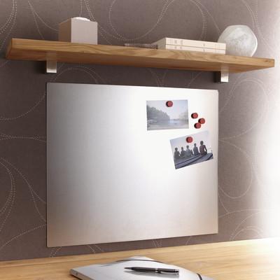 Pannello retrocucina acciaio inox l 60 x h 50 cm prezzi e for Pannello decorativo cucina