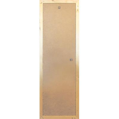 Specchio old rustic noce 64 8 x 164 8 cm prezzi e offerte for Specchio noce