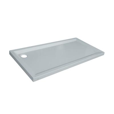 Piatto doccia houston 170 x 70 cm prezzi e offerte online for Piatto doccia leroy merlin