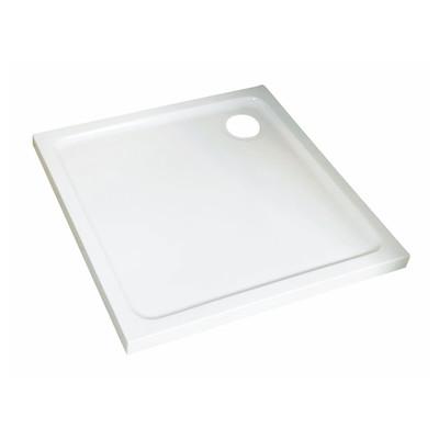 Piatto doccia remyx 75 x 75 cm prezzi e offerte online for Box doccia 70 x 70 leroy merlin