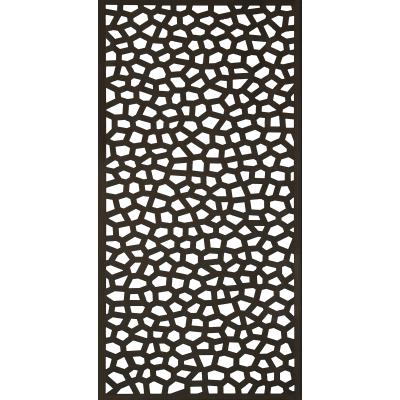Pannello mosaic 100 x 200 cm prezzi e offerte online for Perline legno leroy merlin