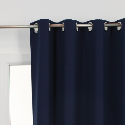 Tenda oscurante blu 140 x 280 cm prezzi e offerte online - Pellicola oscurante vetri casa leroy merlin ...