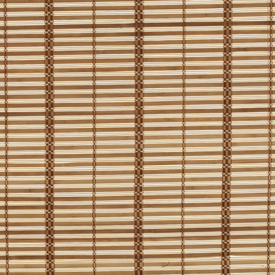 Tenda a pacchetto saigon legno naturale 90 x 250 cm for Listelli legno leroy merlin