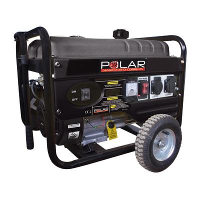 Generatore di corrente polar 2 8 kw prezzi e offerte online for Generatore hyundai leroy merlin