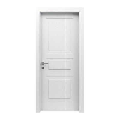 Porta da interno pieghevole asimmetrica alioth bianco 80 x for Leroy merlin finestre
