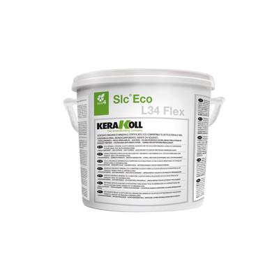 Colla kerakoll slc eco l34 flex rovere 16 kg prezzi e - Colla per piastrelle kerakoll ...
