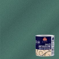 Smalto per ferro antiruggine Boero grigio ghisa antichizzato 0,5 L