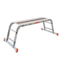 Scala snodata multifunzione alluminio Facal, per lavori fino a 2,59 m