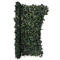 Siepe artificiale Siepe Artificiale Ivy Plus Verde Scuro 100x300 cm L 3 x H 1 m
