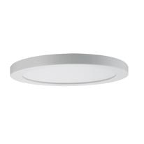 Faretto da incasso Kars bianco LED integrato fisso rotondo Ø 22,5 cm 24 W = 2300 Lumen luce naturale