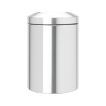 Pattumiera Flameguard Paper Bin 15 L grigio