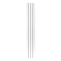 Radiatore Superior in alluminio 4 elementi interasse 2000 mm