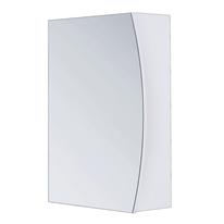 Armadietto a specchio Ora L 45 x H 60 x P  17 cm bianco