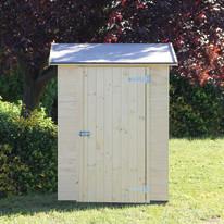 casetta in legno grezzo Graz 0,79 m², spessore 14 mm