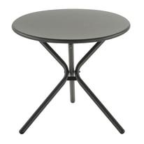 Tavolino Tris, Ø 55 cm antracite