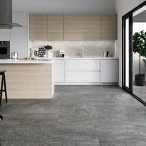 Piastrella Quarzi 60 x 60 cm grigio