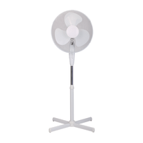 Ventilatore a piantana Equation TX-1608V bianco