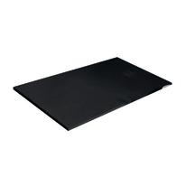 Piatto doccia resina Strato 180 x 80 cm nero