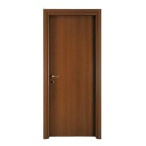 Porta da interno battente Vivaldi noce 70 x H 210 cm reversibile