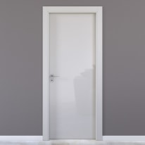 Porta da interno battente Massaua silk 70 x H 210 cm dx