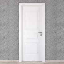 Porta da interno battente Alioth bianco 80 x H 210 cm sx