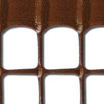 Rete Quadra 20 H 1 x L 3 m marrone