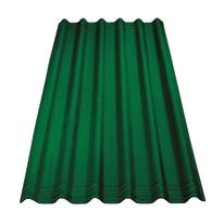 Lastra ondulata Onduline Easyfix verde in bitume 81 x 200  cm, spessore 2,6 mm