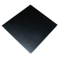 Lastra polionda nero 2000 x 1000  mm, spessore 2,5 mm