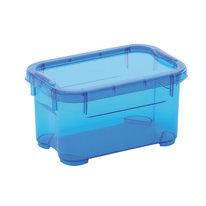 Scatola T Box Mini L 17,5 x P 11,5 x H 7 cm azzurro