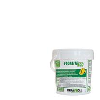 Stucco per fughe in pasta Kerakoll Fugalite Eco bianco 3 kg
