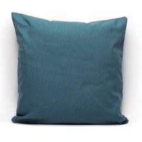 Fodera per cuscino Atollo blu 40 x 40 cm