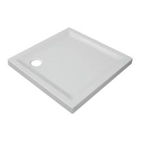 Piatto doccia acrilico Houston 80 x 80 cm bianco