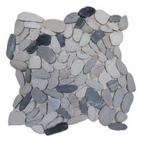 Formella Sassi grigio 30 x 30 cm