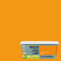 Idropittura superlavabile Smacchiabile Arancio Arancio 5 - 2,5 L Luxens