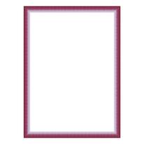 Cornice Bicolor rosa 10 x 15 cm