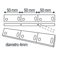 Binario Combo Frame nero