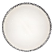 Plafoniera Soledad bianco Ø 40 cm