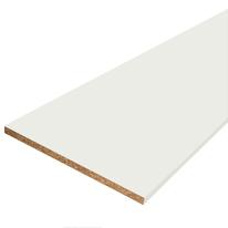 Pannello melaminico bianco 16 x 400 x 2000 mm